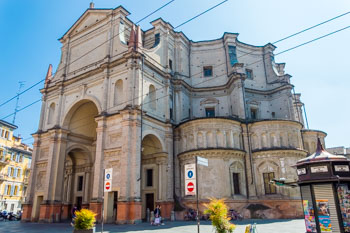 Basilica of the Most Holy Annunciation, Parma, Italy