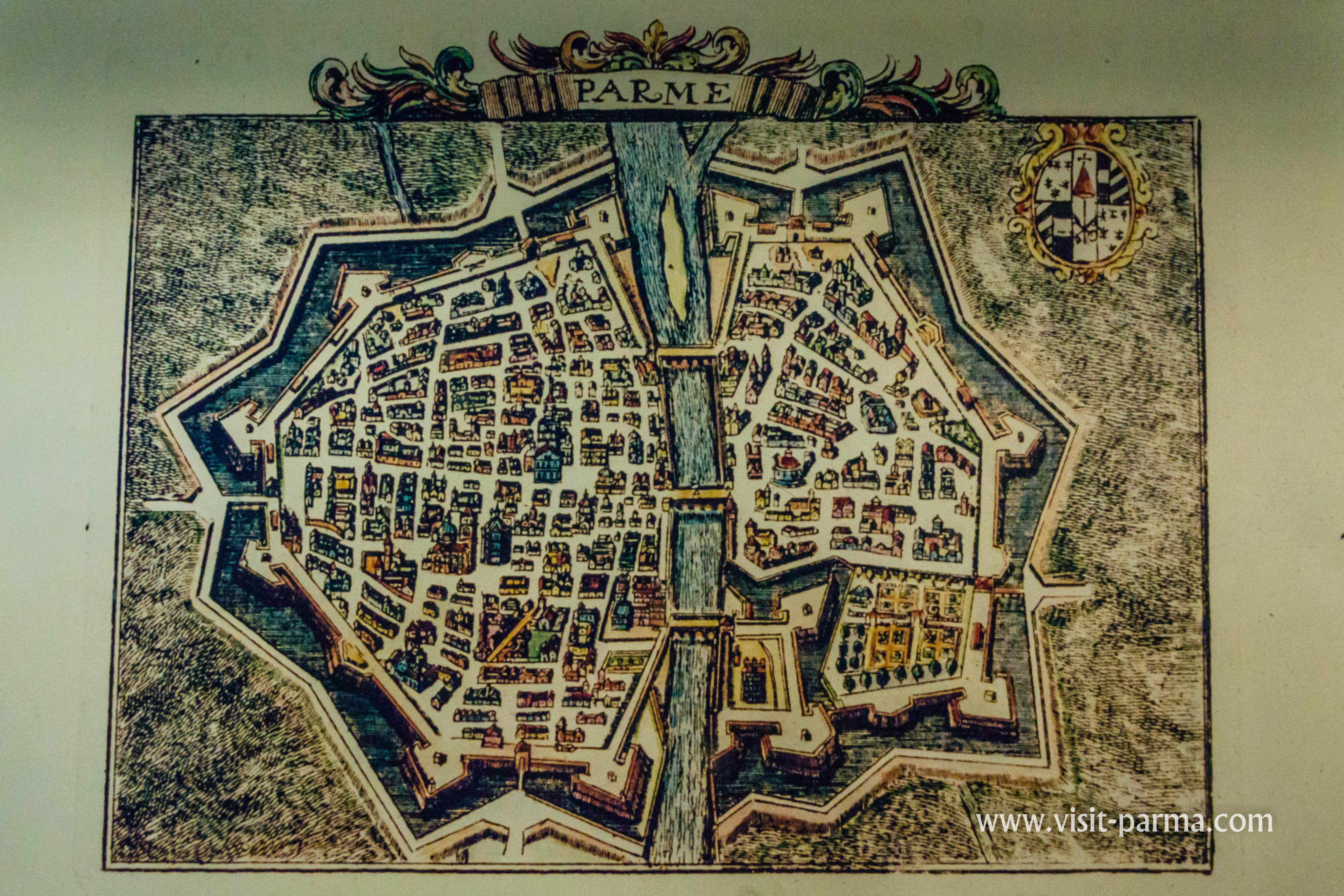The history of Parma