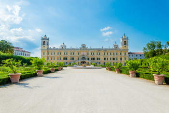 The Reggia di Colorno and Ducal Garden, Parma, Italy